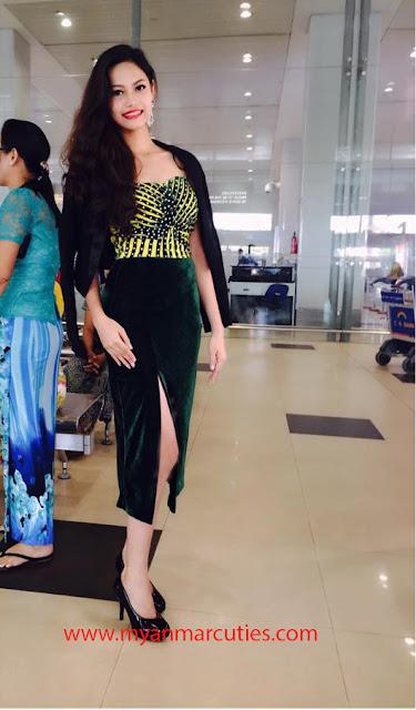 Miss Tourism International Myanmar 2014- Thae Nadi Hlaine @ Thae Htet Maung