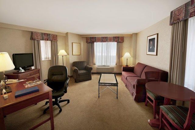 Hotel Best Western Georgetown em Washington