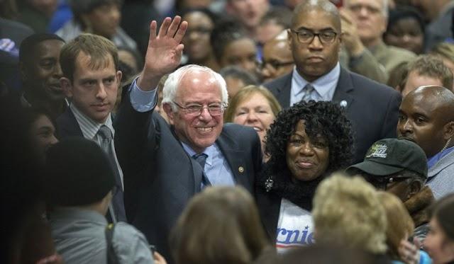 Bernie Sanders e os judeus na política dos EUA