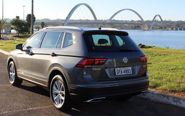 Movida fecha acordo com a Volkswagen e inclui T-Cross e Tiguan em sua frota aluguel