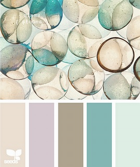 glass tone palette with pastel colors