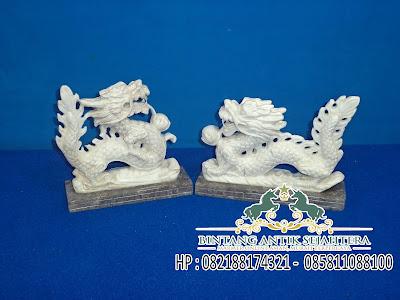 Patung Naga Marmer | Kerajinan Marmer Tulungagung