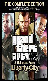 gtacomplete - Grand Theft Auto IV Complete Edition-PROPHET