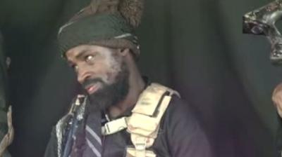 Boko Haram leader, Abubakar Shekau