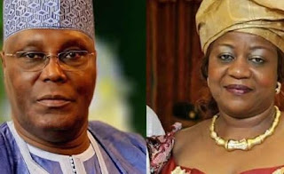 Atiku demands N500m and written apology from President Buhari's aide, Lauretta Onochie for 'tweeting lies' about him