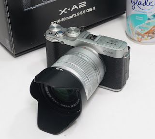 Jual Mirrorless Fujifilm X-A2  Bekas