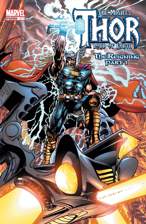 Thor (1998) Issue #69 #70 - English 1