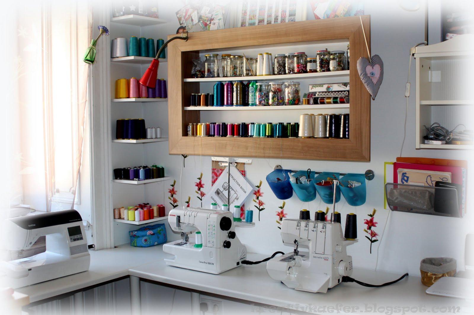 Kreativkäfer: 12von12: mein arbeitszimmer in 12 bildern!