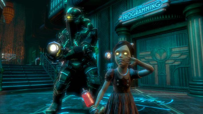 BIOSHOCK'S PROTECTOR THE BIG DADDY | Knights of the Video