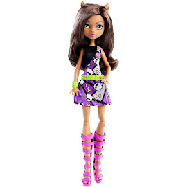 MH How do you Boo Clawdeen Wolf Doll