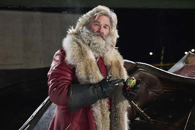 The Christmas Chronicles 2018 movie still Kurt Russell