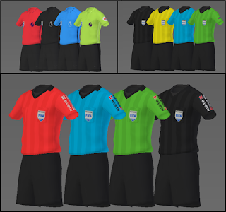 PES 2019 Referee Kit Server  for Sider 5 by Hawke