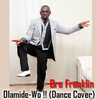 Lol See How Bro Franklin Danced To Olamide Song Wo ! Refix