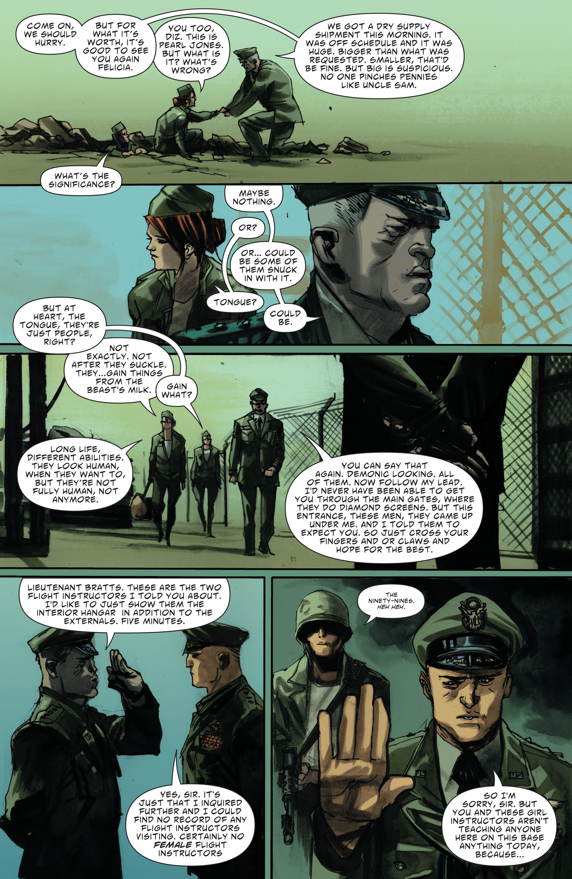 Read online American Vampire: Second Cycle comic -  Issue #8 - 14