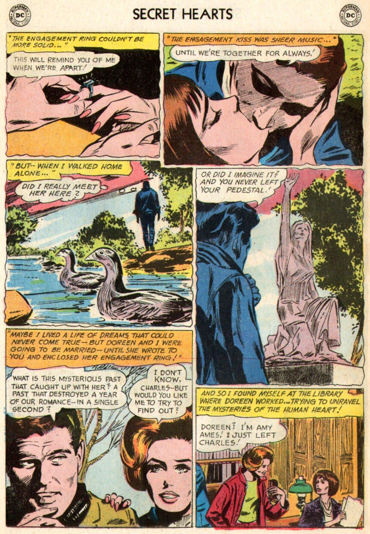 Read online Secret Hearts comic -  Issue #103 - 25