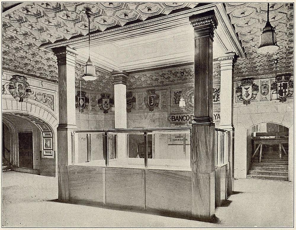 Vestíbulo de la estación de Metro de Sol