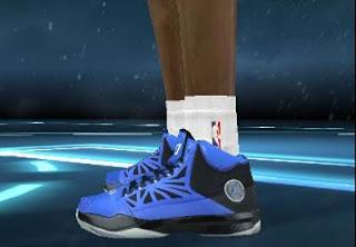 best authentic 457b2 812a1 NBA2K12 Nike Jordan CP3 IV Shoes Patch