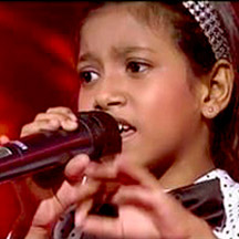 Top Singing Teenage Girls of West Bengal