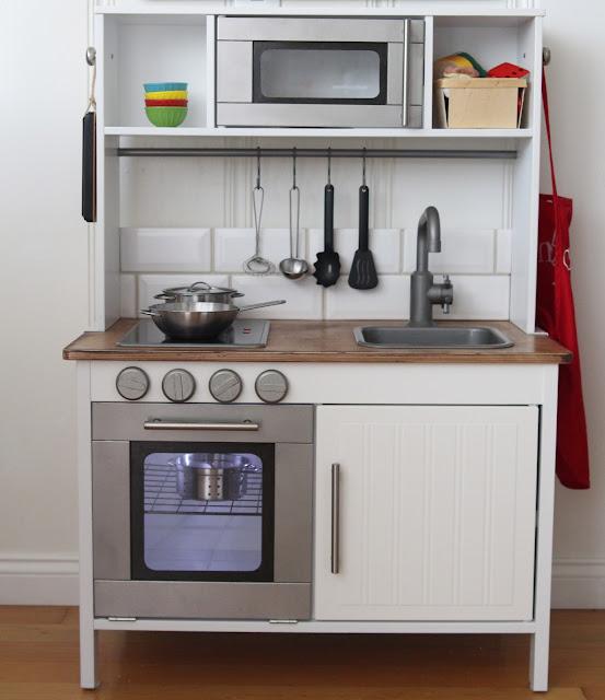Customise Ikea Play Kitchen