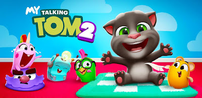 My Talking Tom 2 MOD (Unlimited Money) APK for Android