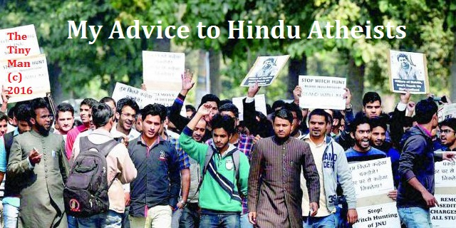 My Advice to Hindu Atheists