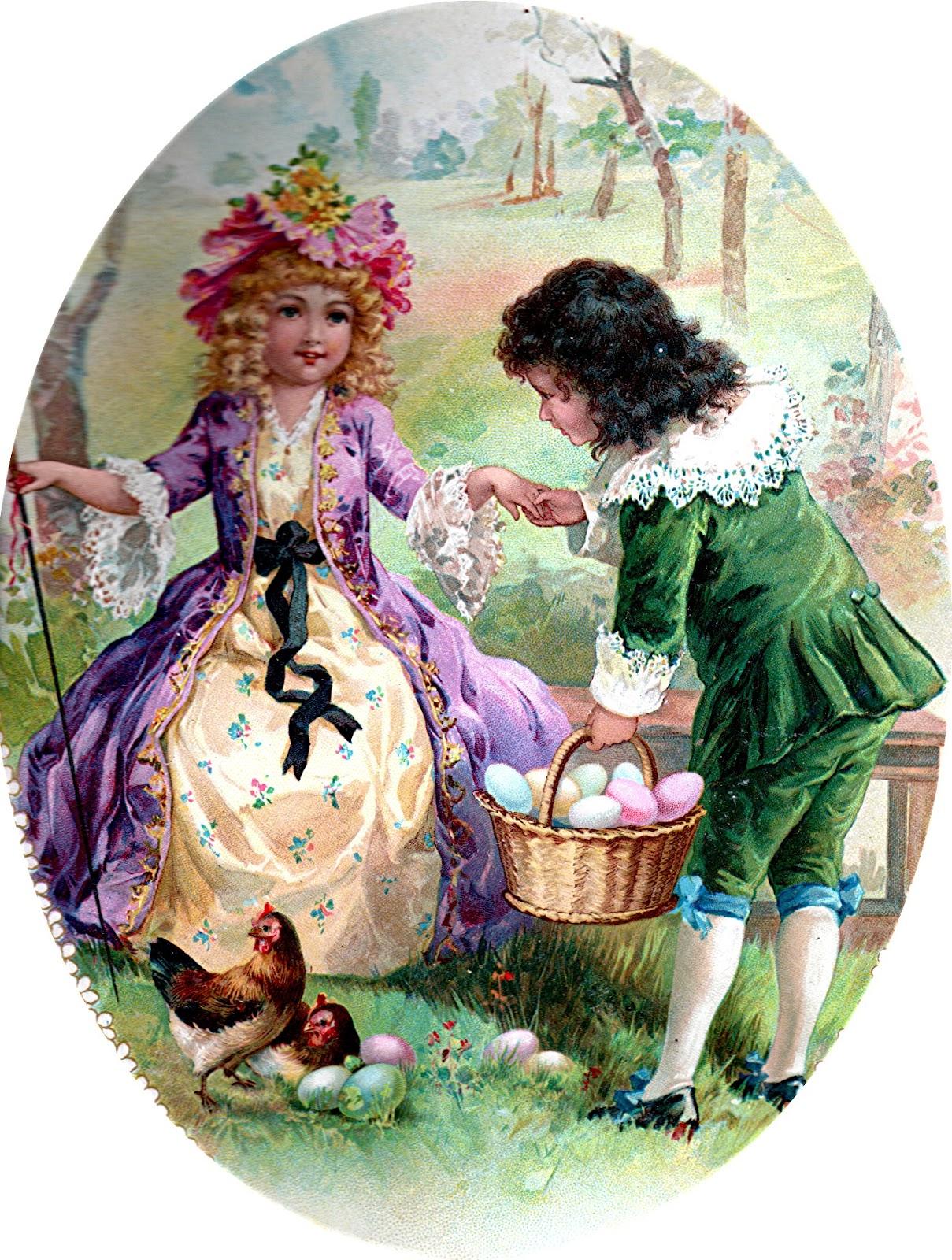 Mt. Pleasant Pioneer : Happy Victorian Easter