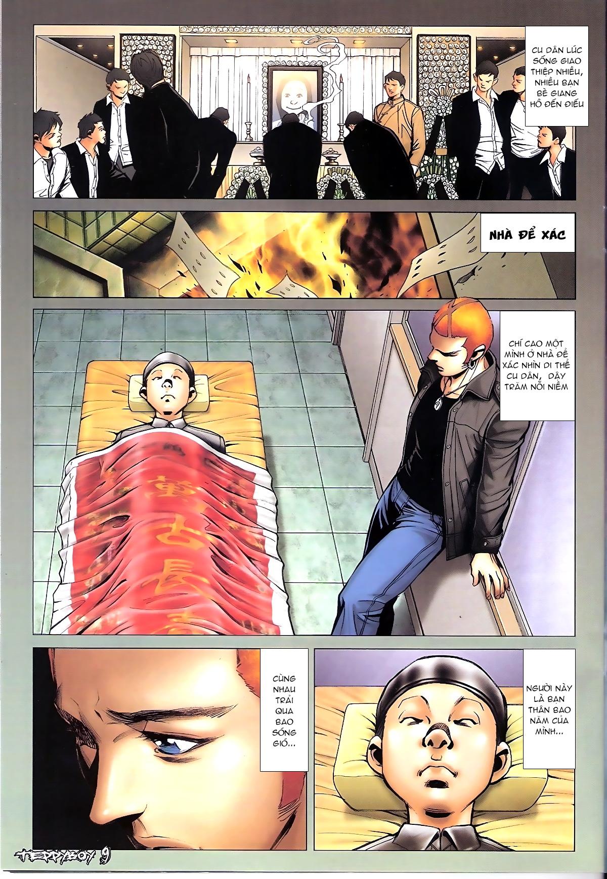Người Trong Giang Hồ - Chapter 1357: Xúc Sinh Tư - Pic 8