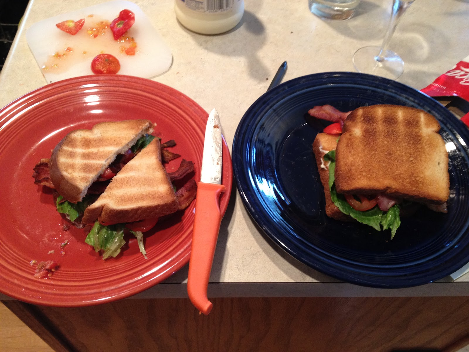 41st Wedding Anniversary Gift: A Slice Of My Life...: BLT's And 41st Wedding Anniversaries