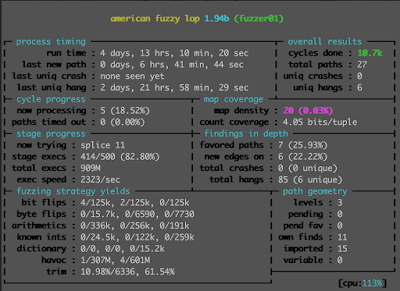 Fuzzing with AFL is an Art