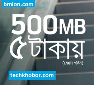Grameenphone Gp Bondho SIM Offer 2019