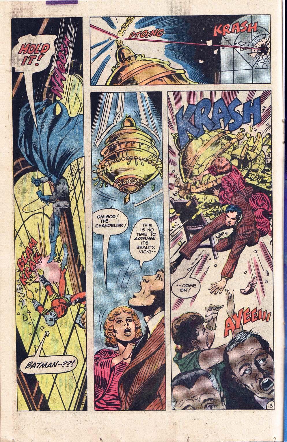 Detective Comics (1937) 518 Page 16