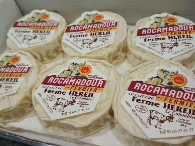 [#Formatges] Rocamadour