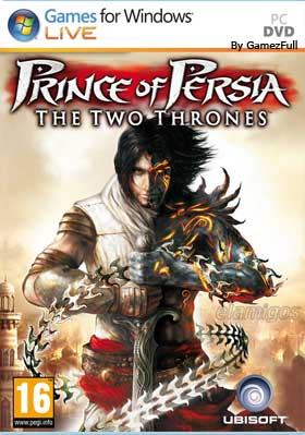 Descargar  Prince of Persia The Two Thrones pc full español mega y google drive.