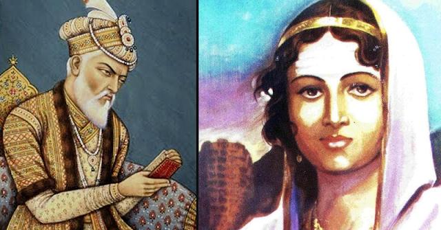 Rani Chennamma - Aurangzeb