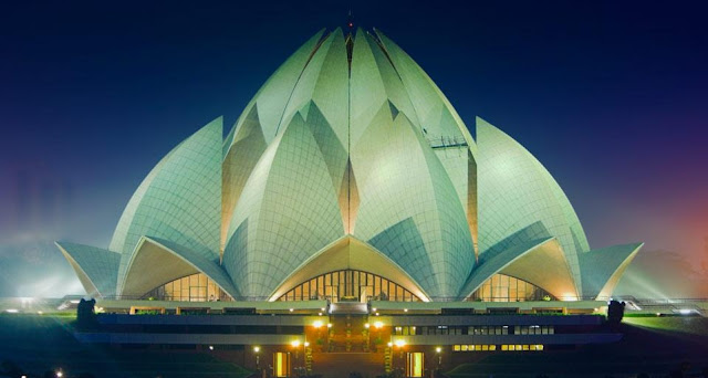 Lotus-Temple-Wallpaper