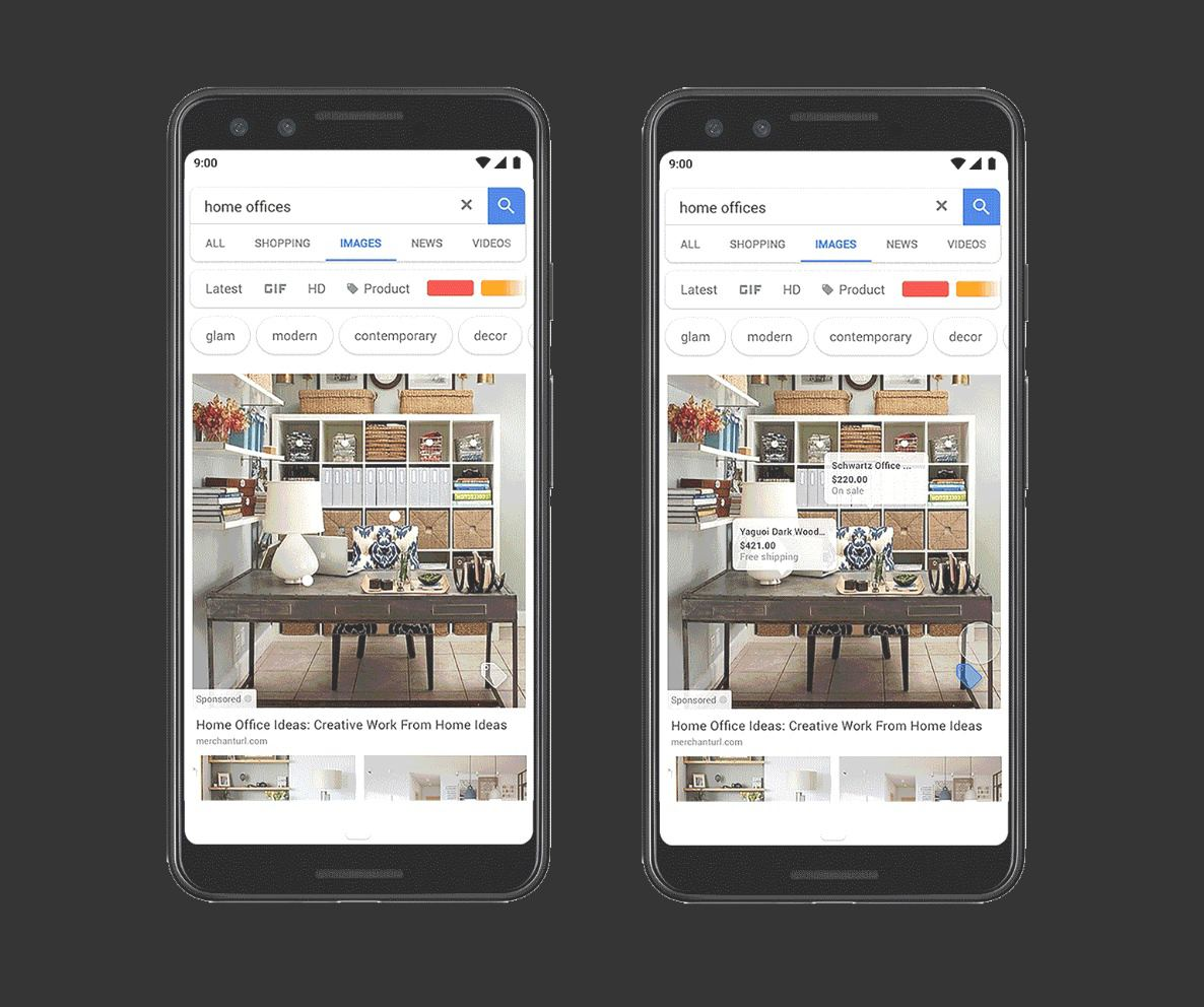After Instagram and Pinterest, Google is All Set To Test Shoppable Ads