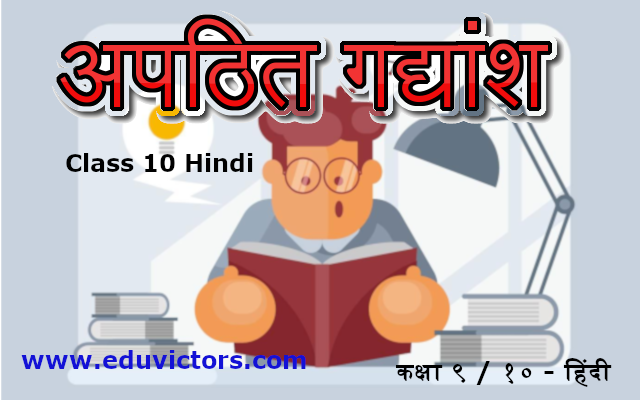 CBSE Papers, Questions, Answers, MCQ    : CBSE Class 9/10 Hindi (B