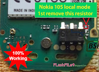 Nokia 105 Local Mode Picture help solution This post i will share with you how you can solve your device local mode problem. when you turn on your device after few second you see display appear Nokia 105 local mode.
