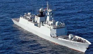 Fregat Tipe 054 A AL China
