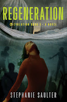 Cover Reveal - Regeneration by Stephanie Saulter