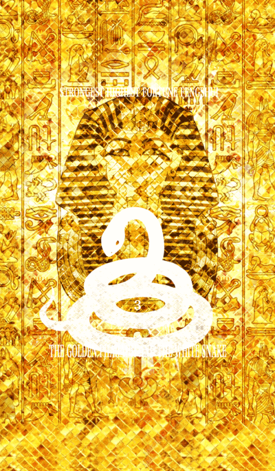 The golden pharaoh and the white snake 3