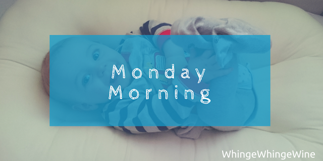 Monday morning : a tale of two children