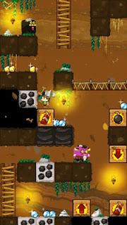 تحميل لعبة Pocket Mine 3 v3 مهكرة للاندرويد