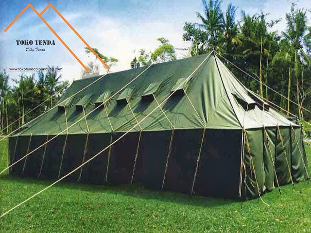 Tenda - Dapur - Standar - TNI