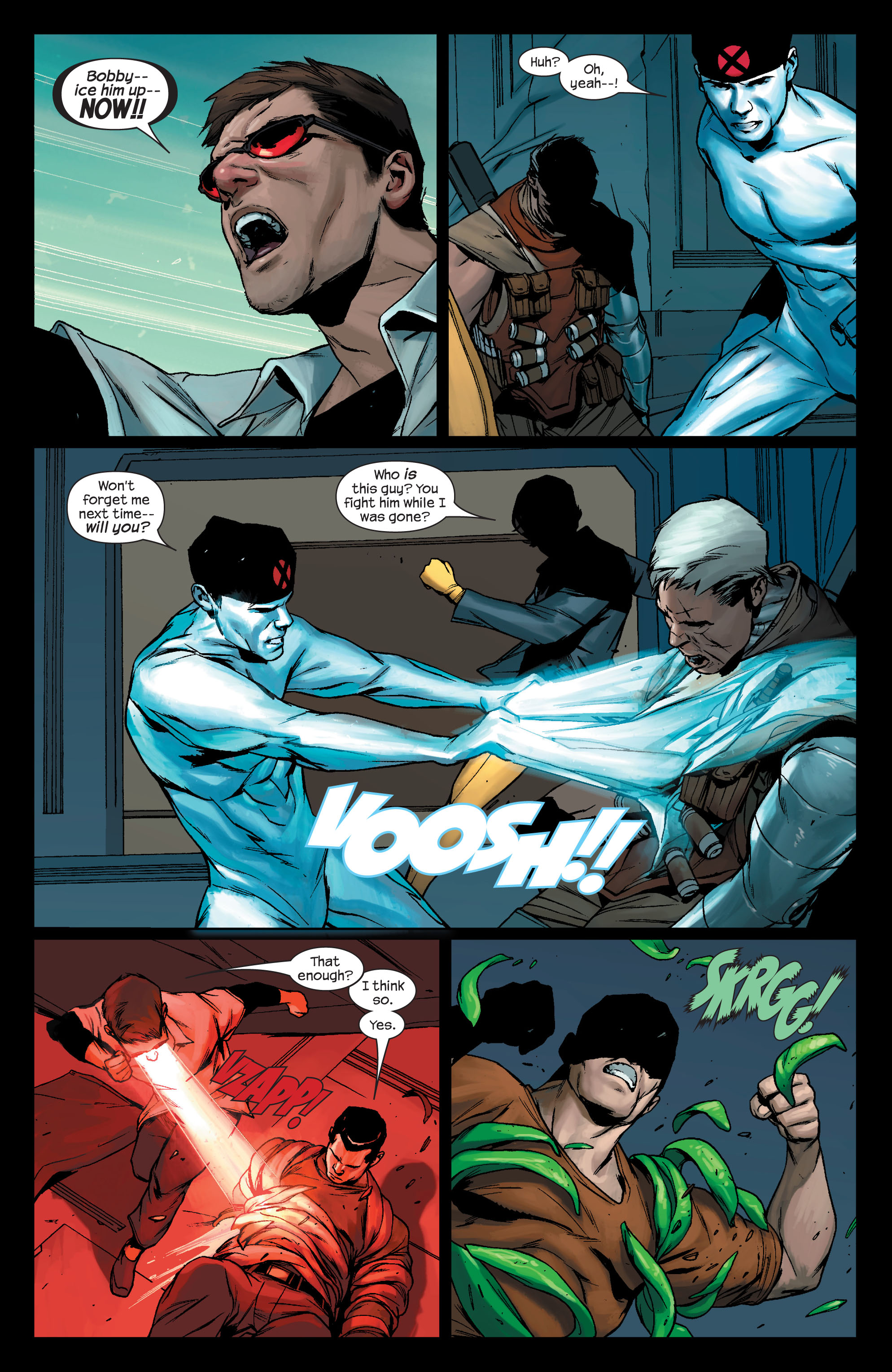 Read online Ultimate X-Men comic -  Issue #76 - 10