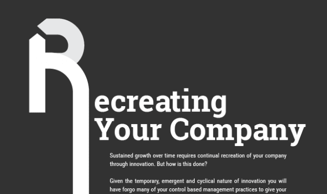 Recreating Your Company