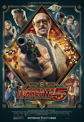 Torrente 5 Operación Eurovegas 2014 DVD Custom HD Latino