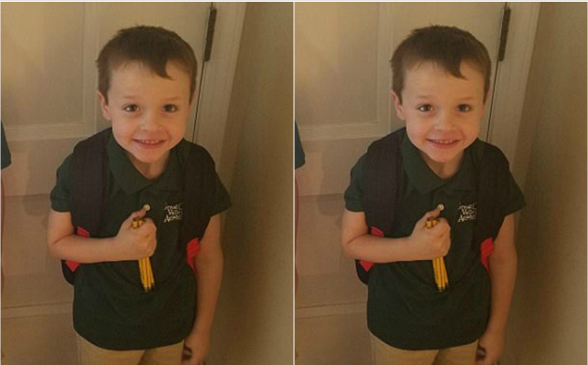 5-year-old suspended for making 'terroristic threats' against school
