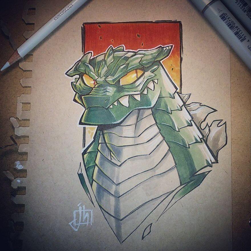 16-Godzilla-Jeremiah-Hause-www-designstack-co