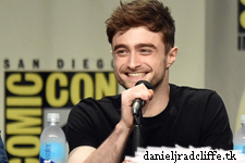 Updated(4): Daniel Radcliffe attends San Diego Comic-Con: Horns trailer and more